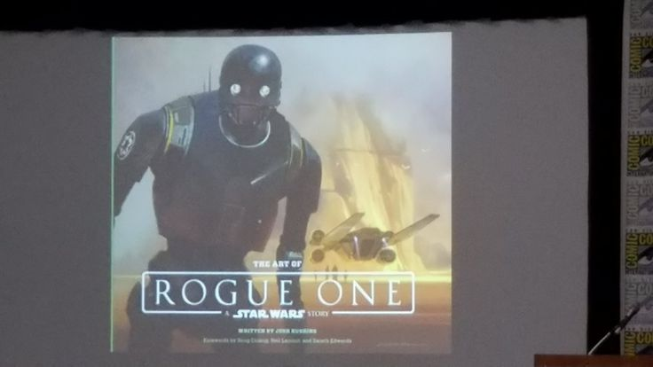 Annunciati The Art of Rogue One: A Star Wars Story e un romanzo su Poe Dameron!