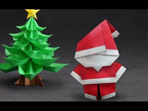 Menos de um mês para o Natal, então vamos fazer origamis natalinos. Aprenda aqui passo á passo como fazer um dos mais simples e bonitos origamis de Papai Noe...