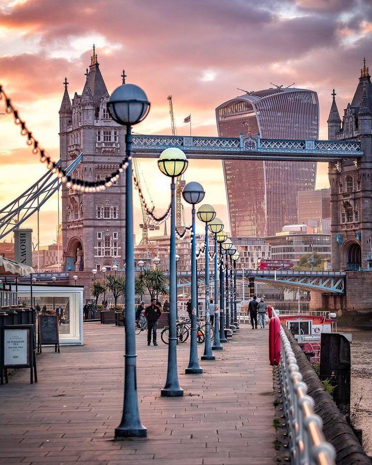 L'armonia tra antico e moderno che solo Londra può offrire