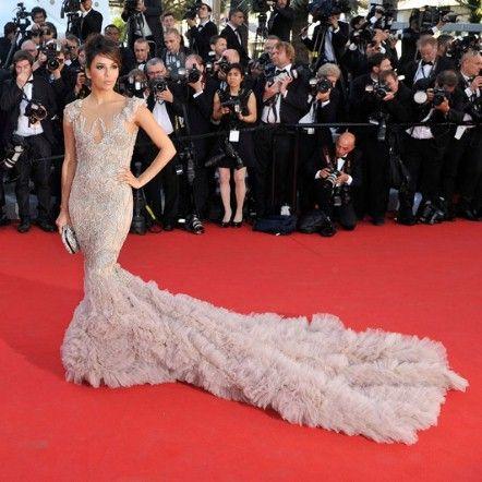Cannes Film Festival 2012: Marchesa and the stunning Eva Longoria