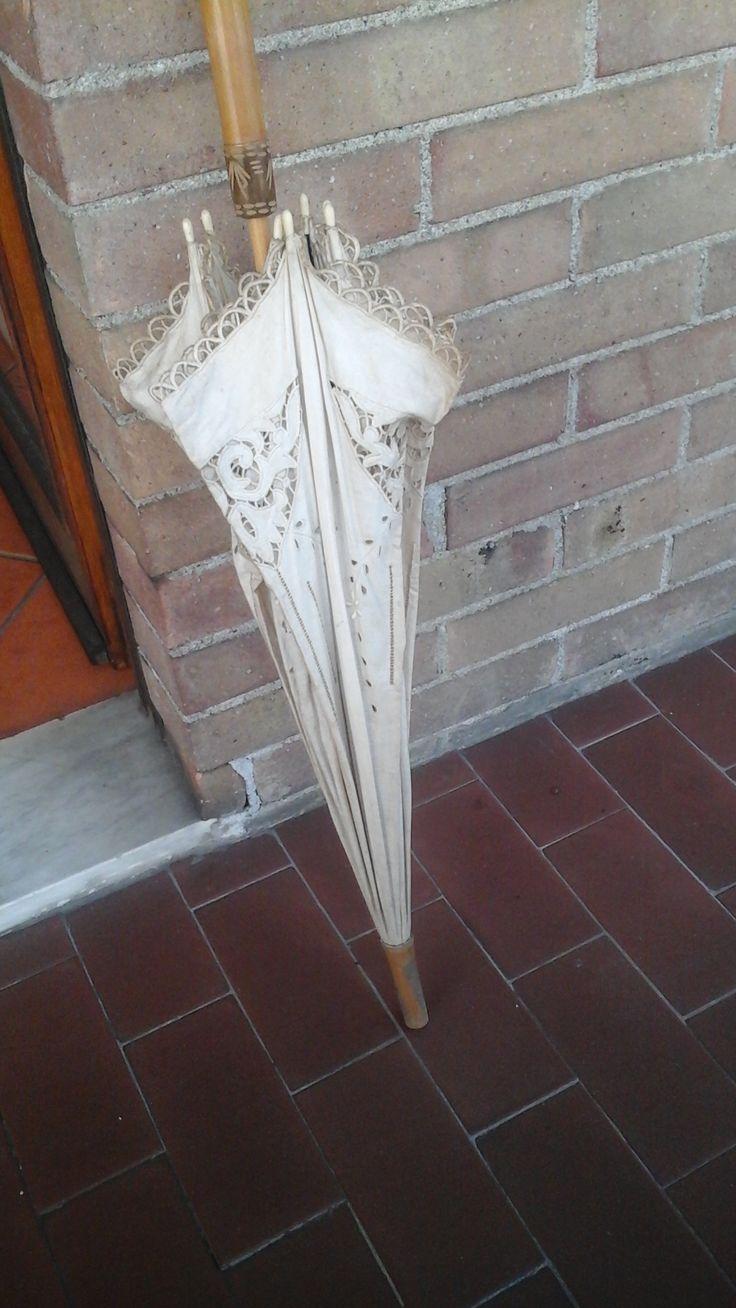 ombrellino parasole - nonna Pierina