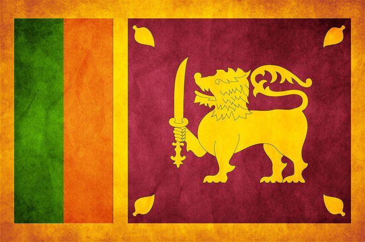 sri lanka flagge im Sri Lanka Reiseführer http://www.abenteurer.net/2824-sri-lanka-reisefuehrer/