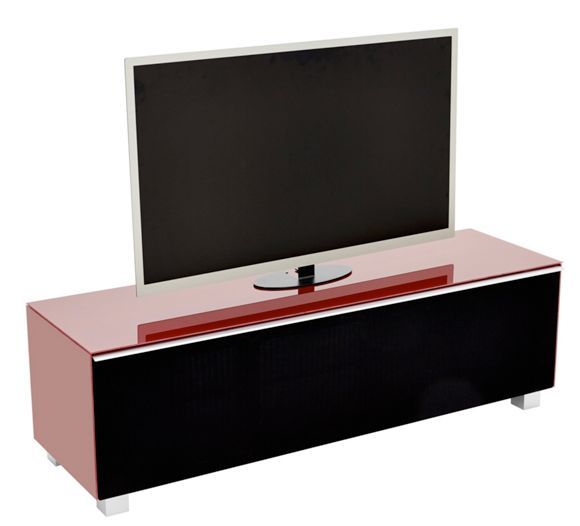 SOUNDBOARD in Rot, Schwarz - Phonomöbel - Jugendzimmer - Beimöbel - Kinder & Jugend - Produkte