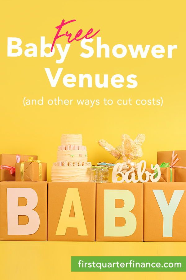 Free Places To Have Baby Shower Near Me : places, shower, Where, Shower, Cheap., Inexpensive, Venues, Venues,, Locations,