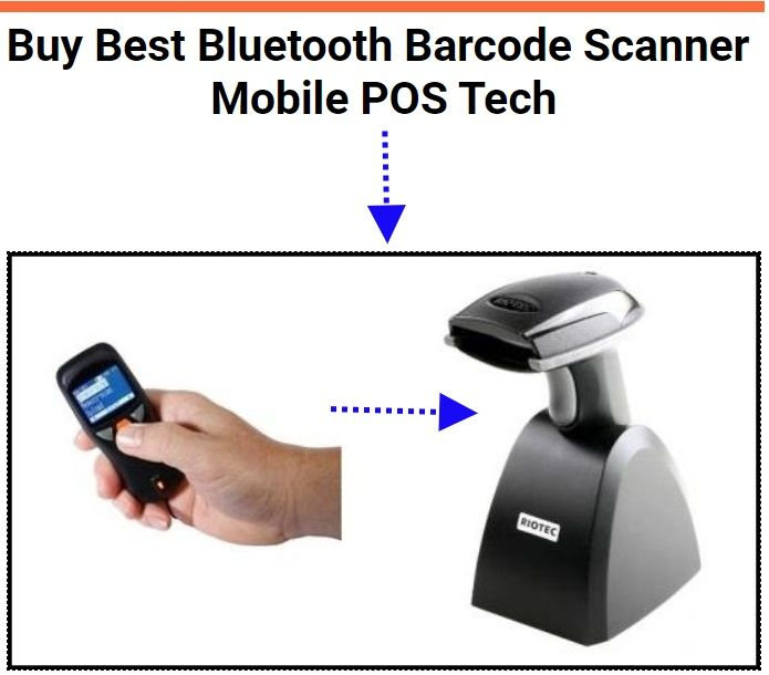 Pin by Mobile POS Tech on Barcode Scanner | Bluetooth