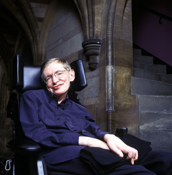 Stephen Hawking wants to be the next Bond villain. What better person to play a Bond villain? His brain is literally his super power! Complete mastery of any situation.