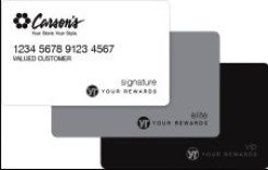 Carsons Credit Card Login Carsons Credit Card Application