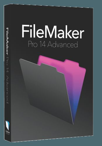 FileMaker Pro Server 14 Advanced with System Requirements