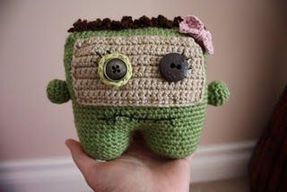 Monster | Free Amigurumi Patterns | Page 5