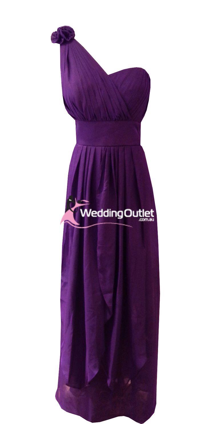 16 best Cadbury Purple Bridesmaid Dresses images on Pinterest ...