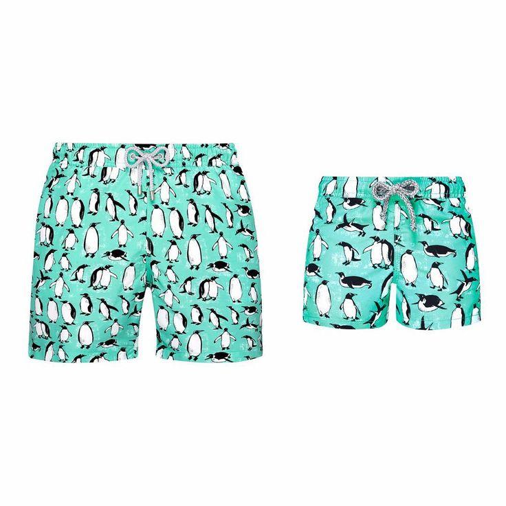 Print men's swim trunks from Blue Mint
