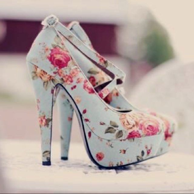 If only I could walk in heels
