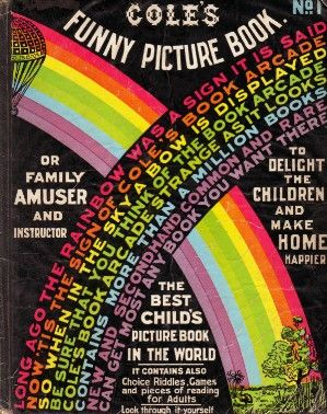 One of my favourite books as a child, it was given to me by grandparents...