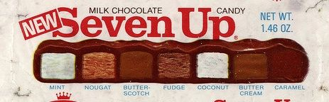 seven up chocolate bar | Bring This Product Back! The Seven Up Candy Bar