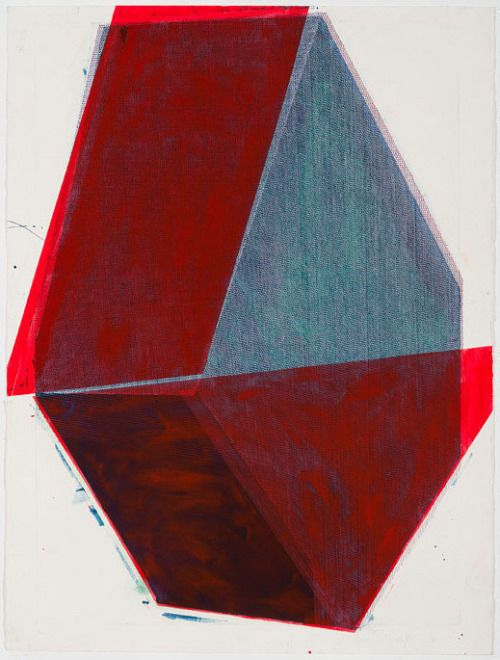 exasperated-viewer-on-air: José Pedro Croft - Untitled, 2013 drawing on paper 59 1/10 × 43 3/10 in / 150 × 110 cm