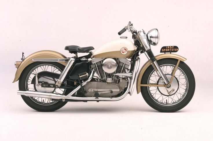 1957 sees the birth of a legend. | Harley-Davidson Sportster