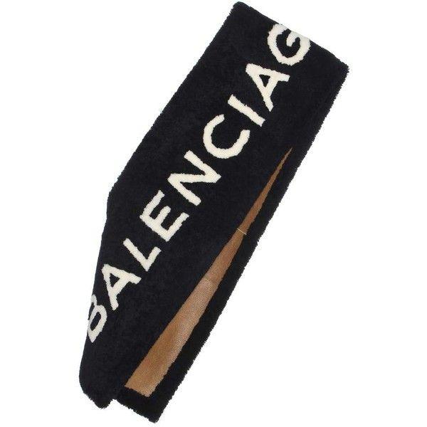Balenciaga Lamb Fur Stole ($2,880) ❤ liked on Polyvore featuring accessories, scarves, balenciaga, fur, blue, blue shawl, fur stole, fur scarves and fur shawl