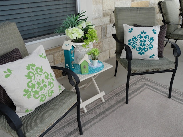 painters canvas drop cloth project u0026 a few other deck ideas