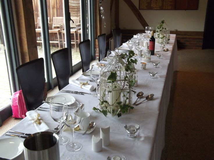 A simple top table