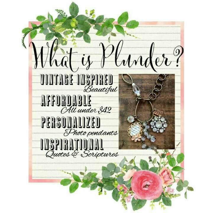 Join my VIP Group on Facebook to learn more about Plunder Design. Giveaways, Sales, Styling Tips and more...