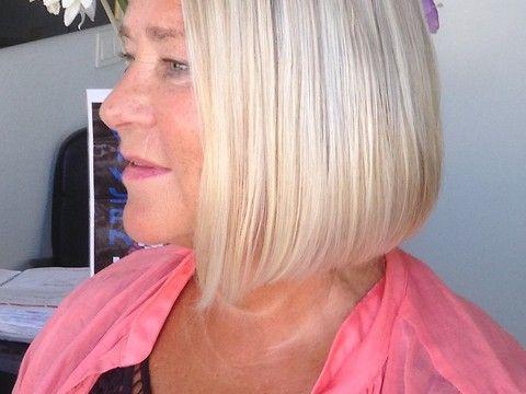 Sexy Kapsel voor halflang haar vrouwen 2017Women's Medium Hair Length Layers by Top Stylist Amal Hermuz Vivyan Hair Design TV