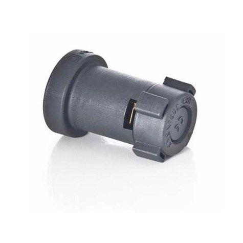 Casquillo automático para cable de guirnalda  #lamparas #montar #fabricar #decoracion #accesorios #piezas