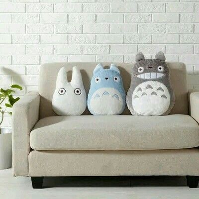 Can use plushies for the couch with pillows I love this a lot (would work in the bedroom too)