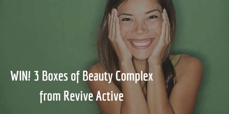 #COMPETITION WIN! 3 Boxes of Beauty Complex, the newest product from Revive Active. Beauty Complex is a fast acting collagen supplement that fights aging from the inside out. It's recommended you take Beauty Complex for 8-9 weeks but you will begin to see results within 14 days ✨ To Enter simply answer the Question via the link, Good Luck