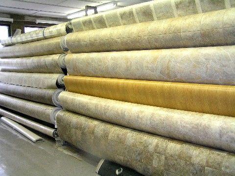 roll vinyl flooring
