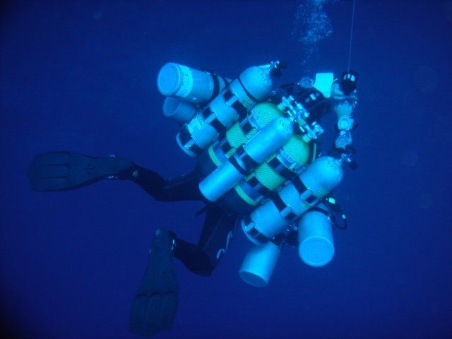 Tri Mix Scuba Diving : Images about diving on pinterest dive in