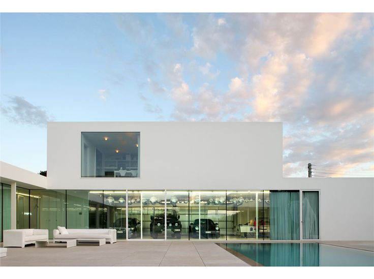 Villa VH En T By Beel U0026 Achtergael Architects Design