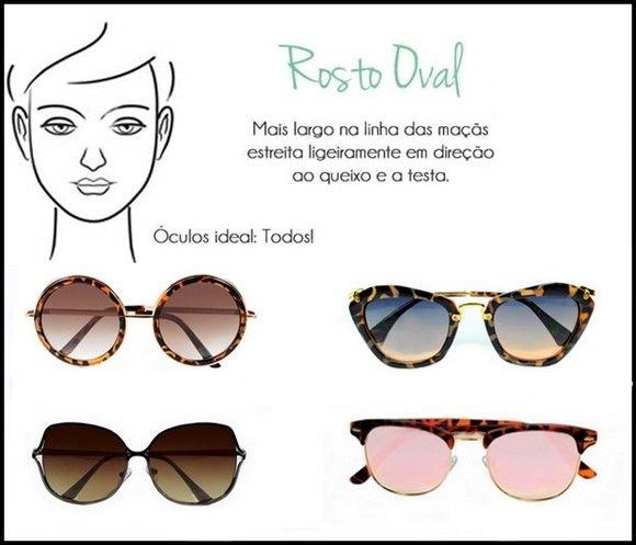 O Modelo De Oculos Ideal Para Cada Tipo De Rosto Vision Play