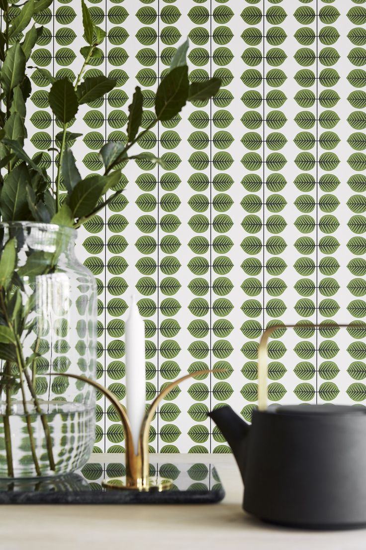 Interior wallpaper samples - The New Collection Is Here Scandinavian Designers Ii From Bor Stapeter Will Be Launched On