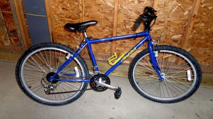 Specialized HardRock Sport Mountain bike Direct Drive CR-MO Off Road Main Tubes #Specialized
