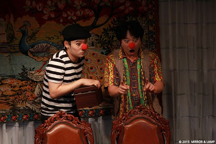 The Miser of Molière, The production of Mirror & Lamp Theatre Company, 2015, Directed by Hanshin Jo