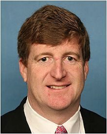 Patrick Joseph Kennedy II (born July 14, 1967) is the former U.S. Representative for Rhode Island's 1st congressional district, serving from 1995 until 2011. He is a member of the Democratic Party.He is the son of Ted Kennedy