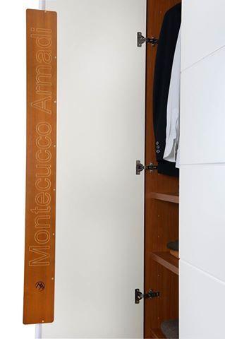 Ogni spazio ha il suo armadio.