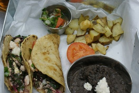 Radical Eats Opens Quietly, Houston Vegans Rejoice via Eating Our Words, 2011