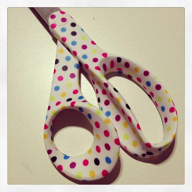 polka dot things | polka-dot-fiskars