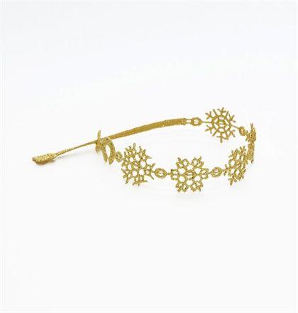 Cruciani_braccialetto fiocco di neve
