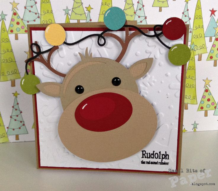 Hello everybody! This is Kate from Small Bits of Paper with a fun card to share with you today....