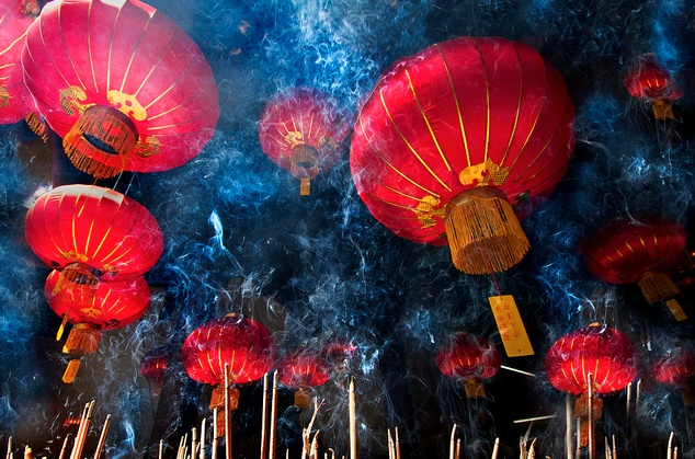 Penang, Malaysia - Colour Of Chinese New Year