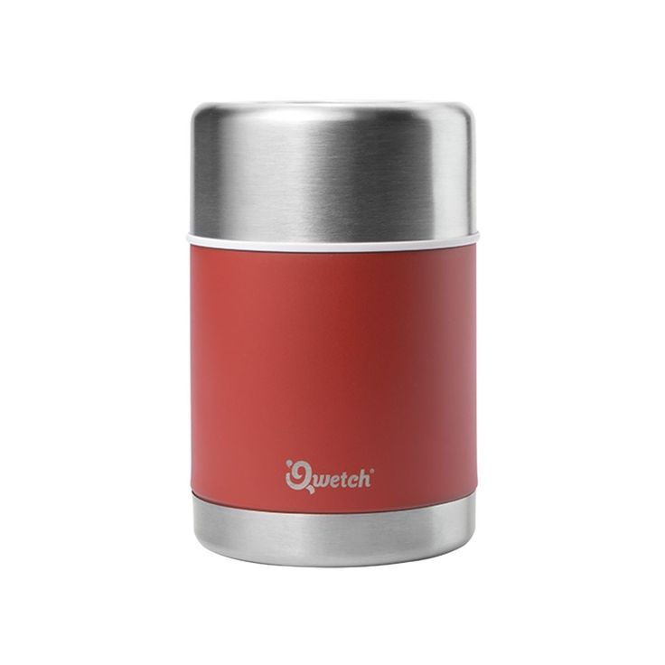 Lunch box isotherme rouge - 500 ml - SeBio