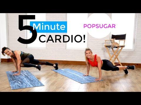 22.06. : Quick Cardio - POPSUGAR   Rebecca Louise