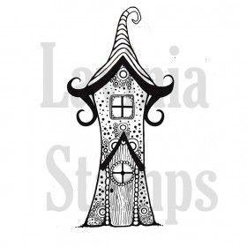 Fairy House Drawings