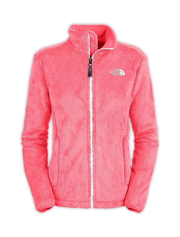 The North Face Osito Fleece sugary pink color. Looks so soft and comfy I want it!