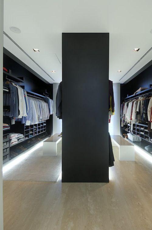 ♂ Contemporary Wardrobe Design dressing room