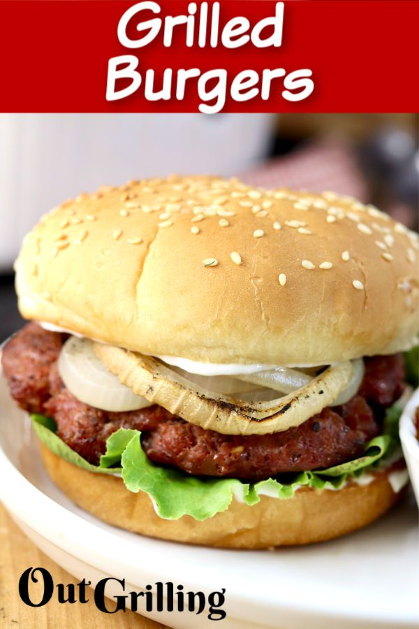 Jun 26, 2020 – How to Grill Burgers. Grilled burgers are our go-to dinner on the grill, it's the one meal everyone can a…