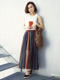 Street Snap in Tokyo【ELLE】ファッションスナップ一覧|エル・オンライン