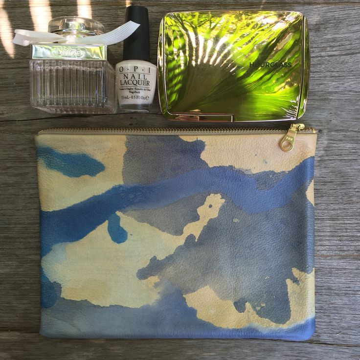 Shibori Pouch, 1 available online